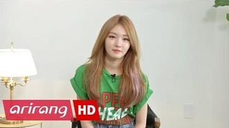 Pops in Seoul Chung Ha(청하) Interview