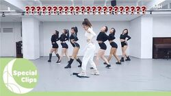 Special Clips CHUNG HA 청하 'Stay Tonight' Dance Practice Behind 안무 영상 비하인드