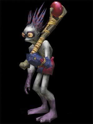 Mudokon Warrior