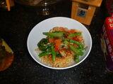 Mei Krop (Crispy Noodles)
