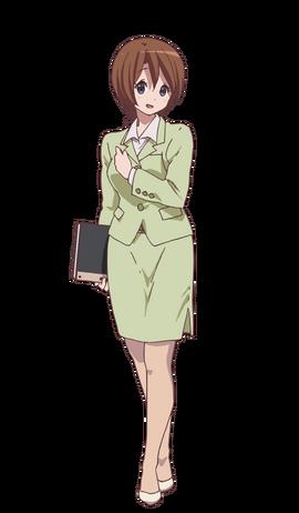 Nanase Tsukumo
