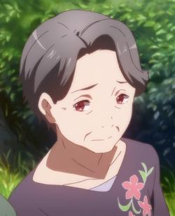 Rikka's Grandmother
