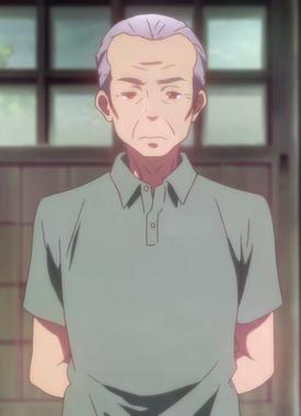 Rikka's Grandfather