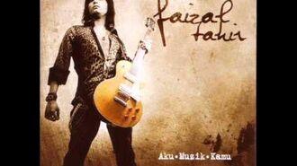 13. Faizal Tahir - Gemuruh (Original Audio 2007)