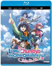 Love Chunibyo & Other Delutions Take On Me Blu-ray US
