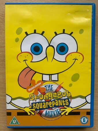 The Spongebob Squarepants Movie Cic Video With Universal And Paramount Uk Wiki Fandom