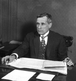 Henri Desgrange 1914