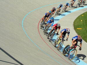 Track cycling 2005