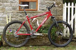 Hardtail-mountain-bike