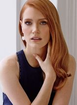 Jessica Chastain - Julie Wallace Winslow