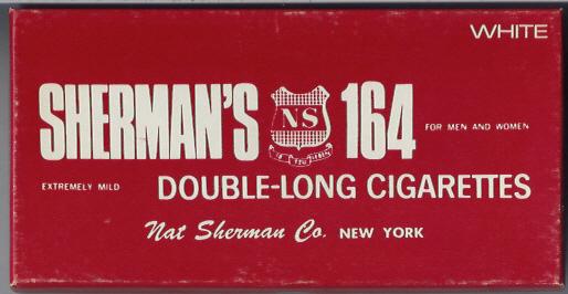 Sherman's 164 White