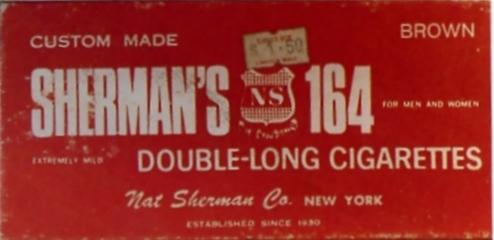 Sherman's 164 Brown