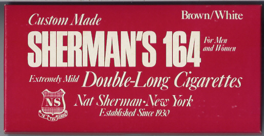 Sherman's 164 Brown-White