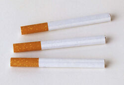 Three Cigarettes