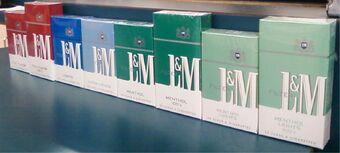 L&m cigarettes types cigarette harmful effects