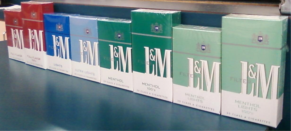 Paquet 10 Cigarettes