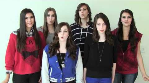 """Turn Up the Music"" by Chris Brown, cover by CIMORELLI-0"