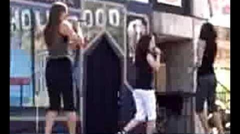 """The Cimorelli sisters @ Calif State Fair 2008 """"Mama Mia"""""""