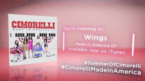 "CIMORELLI ""Made in America"" EP Sampler!-0"