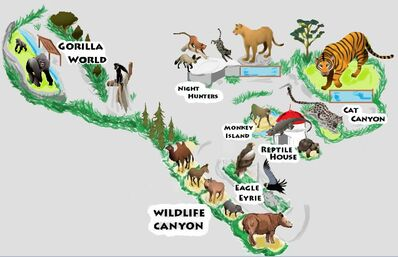 Zoo map 1