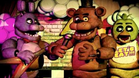 Freddy Fazbear's Theme - Five Nights at Freddy's