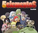 5 Elementos - Tomo 2