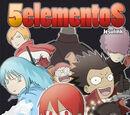 5 Elementos - Tomo 3