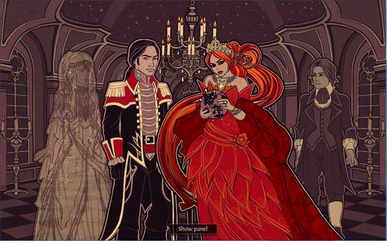 Machiavellic Queen, Loves Tobias, Fairy Advisor