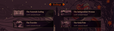 Four Endings