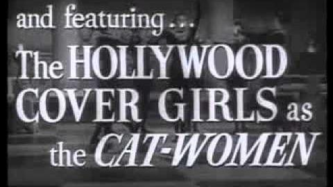 Cat Women of the Moon Trailer