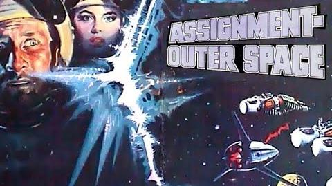 Assignment- Outer Space (1960) - Trailer