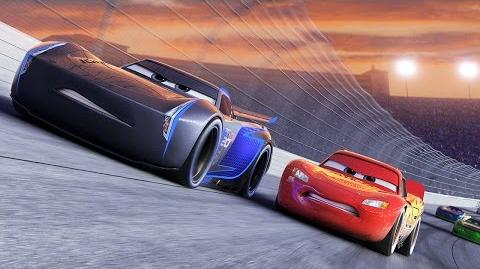 Cars 3 – Vistazo Exclusivo