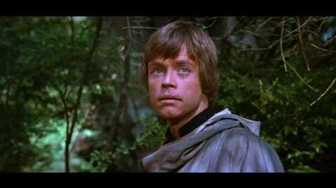 Star Wars Return Of Jedi Trailer HD