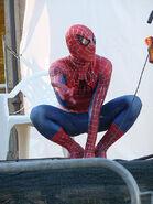 Spiderman warner