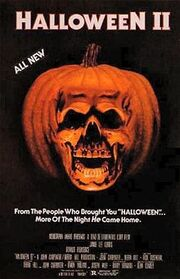HalloweenII poster