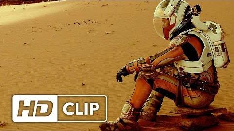 "MARTE (The Martian) Clip ""Tormenta"" Ya en cines"