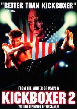 Kickboxer 2 FilmPoster