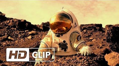 """MARTE (The Martian) Clip """"Haciendo cálculos"""" Ya en cines"""