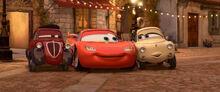Cars 2 captura 7