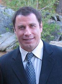 John Travolta cropped