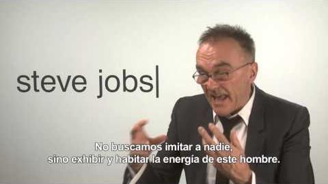 STEVE JOBS - Entrevista a Danny Boyle