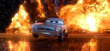 McMissile explosión Cars 2