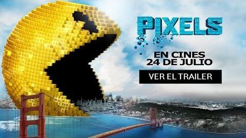 PIXELS. Tráiler Oficial HD en español. En cines 24 de julio.