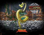 Kung fu panda, 2008, viper (lucy liu)