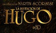 La Invención de Hugo logo 2