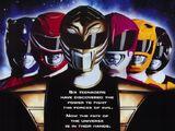 Power Rangers:La Película