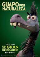 Un Gran Dinosaurio Poster Individual Latino d JPosters
