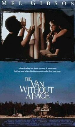 Man without a face movie poster