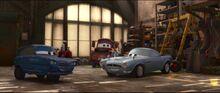 Cars 2 captura 8