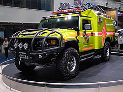 Hummer H2 Transformer